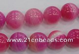 CAA204 15.5 inches 12mm round madagascar agate beads wholesale