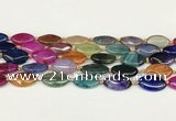 CAA4522 15.5 inches 12*20mm marquise dragon veins agate beads