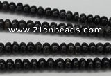 CAE27 15.5 inches 4*6mm rondelle astrophyllite beads wholesale