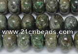CAF114 15.5 inches 5*8mm rondelle Africa stone beads wholesale