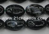CAG6791 15.5 inches 13*18mm oval Indian agate beads wholesale