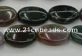 CAG6795 15.5 inches 10*14mm oval Indian agate beads wholesale
