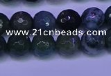 CAG9363 15.5 inches 10mm faceted round moss agate beads wholesale