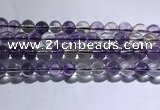 CAN215 15.5 inches 8mm round ametrine beads wholesale