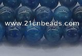 CAP362 15.5 inches 8mm round apatite gemstone beads wholesale