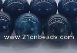 CAP366 15.5 inches 16mm round apatite gemstone beads wholesale
