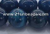 CAP367 15.5 inches 18mm round apatite gemstone beads wholesale