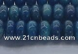 CAP370 15.5 inches 5*8mm rondelle apatite gemstone beads
