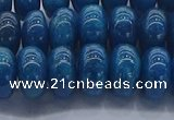 CAP372 15.5 inches 7*12mm rondelle apatite gemstone beads