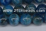 CAP413 15.5 inches 10mm round apatite gemstone beads wholesale