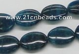 CAP64 15.5 inches 13*18mm oval dyed apatite gemstone beads wholesale