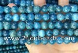 CAP653 15.5 inches 10mm round natural apatite beads wholesale