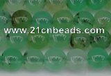 CAU351 15.5 inches 6mm round Australia chrysoprase beads
