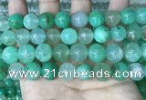 CAU447 15.5 inches 13mm round Australia chrysoprase beads