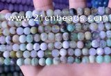 CAU466 15.5 inches 6mm round Australia chrysoprase beads