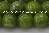 CAU504 15.5 inches 12mm round Chinese chrysoprase beads wholesale