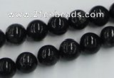 CBT02 16 inches 10mm round natural biotite beads wholesale