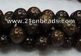 CBZ51 15.5 inches 10mm round bronzite gemstone beads wholesale