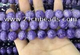CCG152 15.5 inches 14mm round charoite gemstone beads
