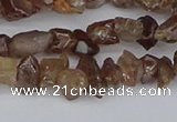 CCH705 15.5 inches 4*6mm - 6*8mm zircon chips beads wholesale