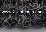 CCJ224 15.5 inches 12mm round China jade beads wholesale
