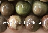 CCJ473 15.5 inches 10mm round rainbow jasper beads wholesale