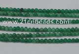 CCN1330 15.5 inches 2mm round candy jade beads wholesale