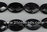 CCN2215 15.5 inches 13*18mm faceted oval candy jade beads