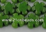 CCN2666 15.5 inches 16mm carved flower candy jade beads wholesale