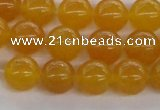 CCN4027 15.5 inches 10mm round candy jade beads wholesale