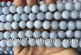 CCN5001 15.5 inches 8mm & 10mm round candy jade beads wholesale