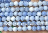 CCN5051 15.5 inches 8mm & 10mm faceted round candy jade beads