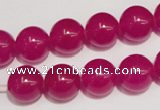 CCN51 15.5 inches 12mm round candy jade beads wholesale