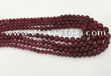 CCN5195 6mm - 14mm round candy jade graduated beads