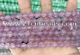 CCN5254 15 inches 8mm faceted nuggets candy jade beads