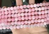CCN5332 15 inches 8mm round candy jade beads Wholesale