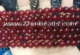CCN5369 15 inches 8mm round candy jade beads Wholesale