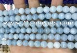 CCN5385 15 inches 8mm round candy jade beads Wholesale