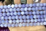CCN5389 15 inches 8mm round candy jade beads Wholesale