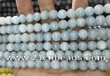 CCN5395 15 inches 8mm round candy jade beads Wholesale
