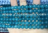 CCN5433 15 inches 8mm round candy jade beads Wholesale