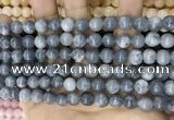 CCN5455 15 inches 8mm round candy jade beads Wholesale