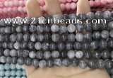 CCN5456 15 inches 8mm round candy jade beads Wholesale