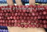 CCN5485 15 inches 8mm round candy jade beads Wholesale