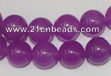 CCN55 15.5 inches 12mm round candy jade beads wholesale