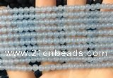 CCN6022 15.5 inches 4mm round candy jade beads Wholesale