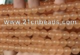 CCN6041 15.5 inches 8mm round candy jade beads Wholesale