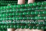 CCN6085 15.5 inches 8mm round candy jade beads Wholesale