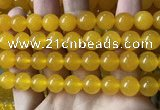 CCN6107 15.5 inches 10mm round candy jade beads Wholesale