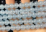 CCN6124 15.5 inches 12mm round candy jade beads Wholesale